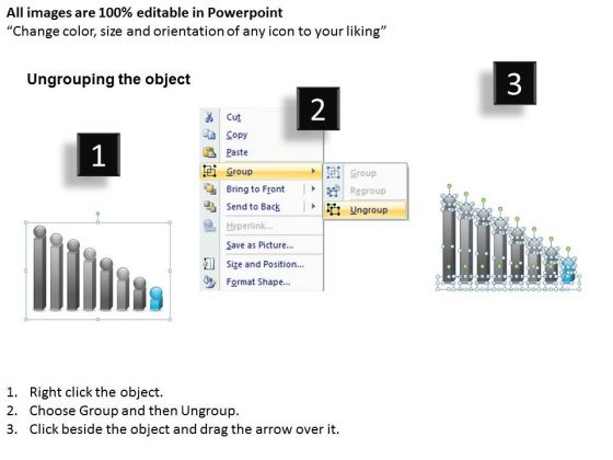PowerPoint Templates Free Download Bar Graph Business Plan – Bar Graph Templates Free