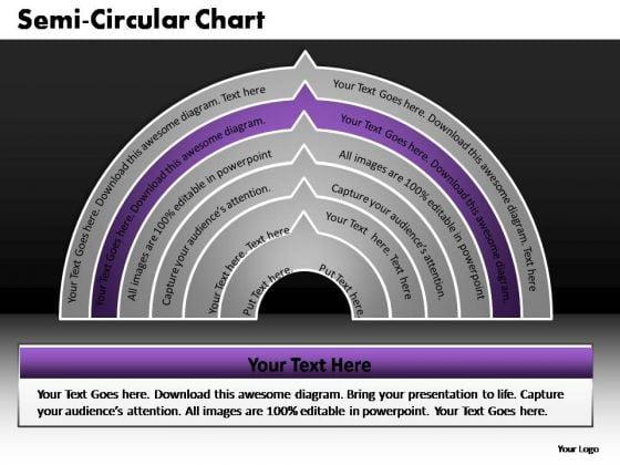 PowerPoint Templates Global Semi Circular Ppt Themes