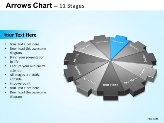 PowerPoint Templates Growth Arrows Chart Ppt Slide Designs