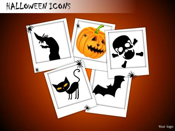 PowerPoint Templates Happy Halloween Graphics Clipart Ppt Slides