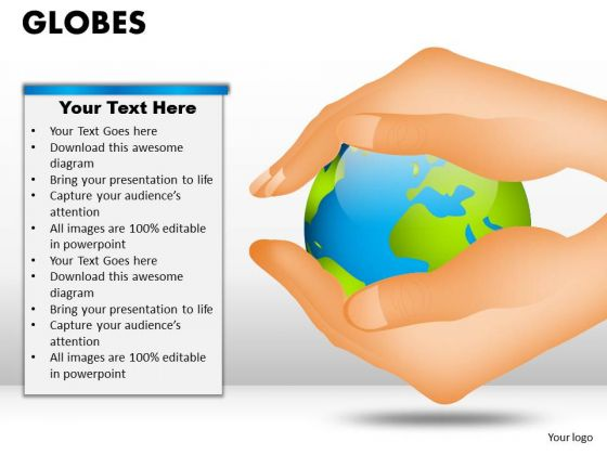 PowerPoint Templates Image Globes Ppt Designs