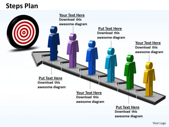 PowerPoint Templates Image Steps Plan 6 Stages Style 6 Ppt Designs