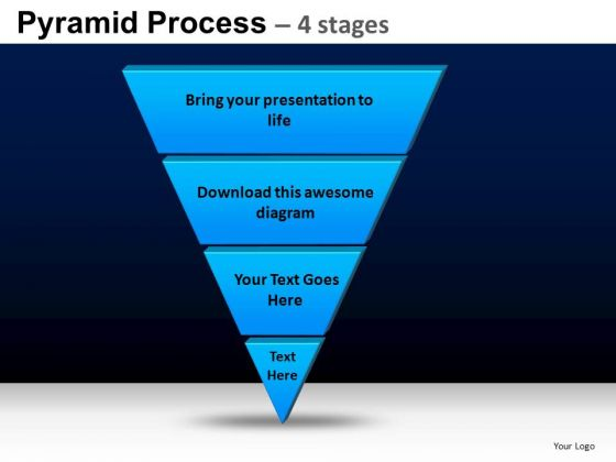 PowerPoint Templates Leadership Pyramid Process Ppt Theme