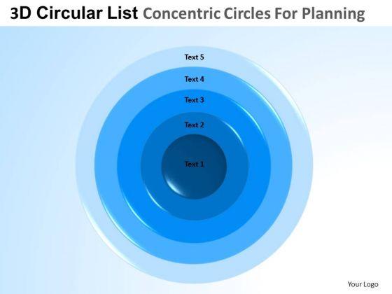 PowerPoint Templates List Core Diagrams Business Ppt Designs