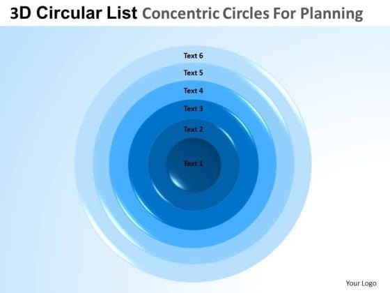 PowerPoint Templates List Core Diagrams Business Ppt Slides
