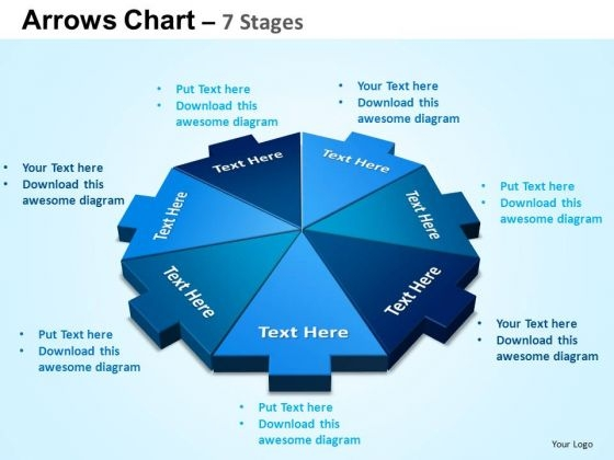 PowerPoint Templates Marketing Arrows Chart Ppt Themes