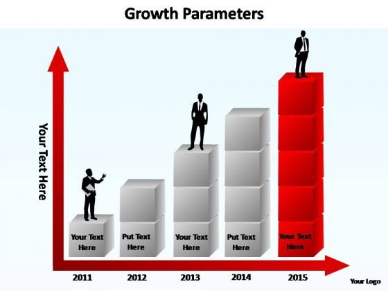 PowerPoint Templates Marketing Growth Parameters Ppt Slides
