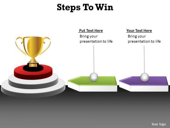 PowerPoint Templates Marketing Steps To Win Ppt Design