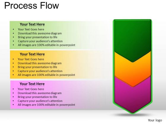 PowerPoint Templates Ppt Process Process Flow Ppt Design Slides