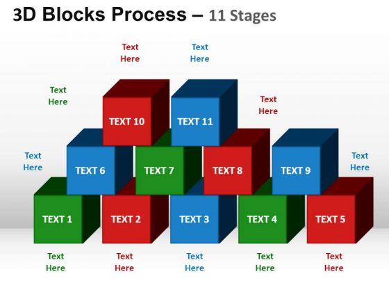 PowerPoint Templates Process Blocks Process Ppt Design Slides