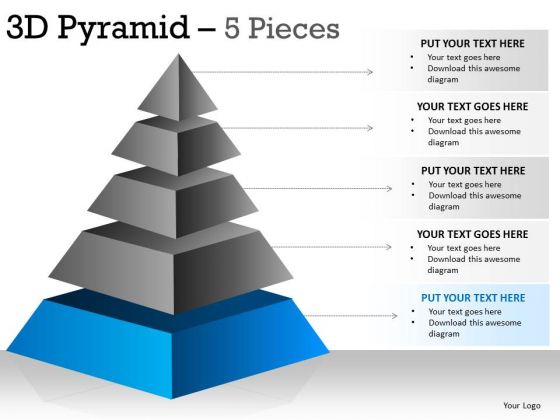 Powerpoint Templates Sales Pyramid Ppt Presentation - Powerpoint