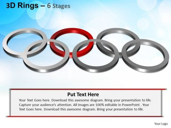 PowerPoint Templates Strategy Rings Ppt Presentation Designs