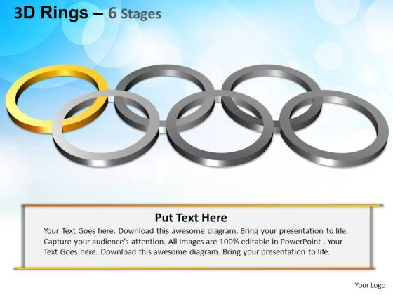 PowerPoint Templates Strategy Rings Ppt Slide Designs