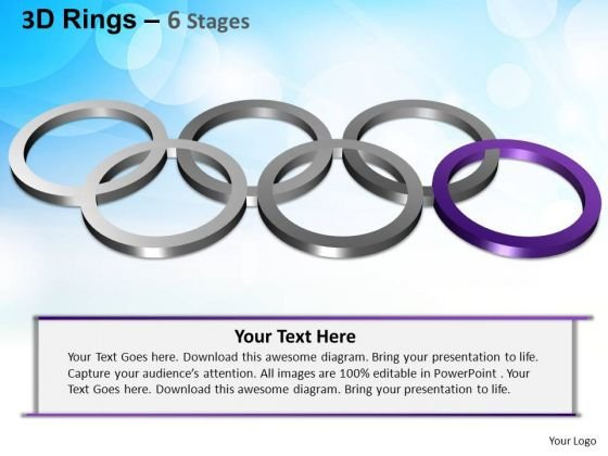 PowerPoint Templates Success Rings Ppt Backgrounds