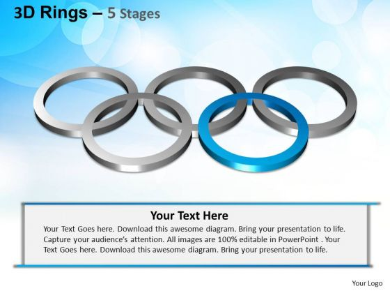 PowerPoint Templates Success Rings Ppt Designs