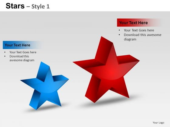 powerpoint templates success stars ppt themes powerpoint templates