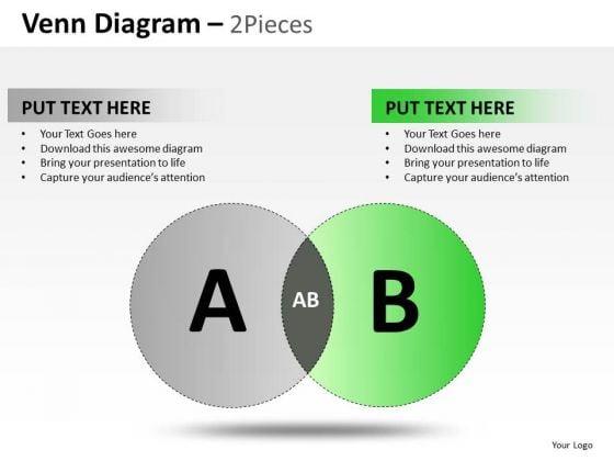 PowerPoint Templates Success Venn Diagram Ppt Layouts