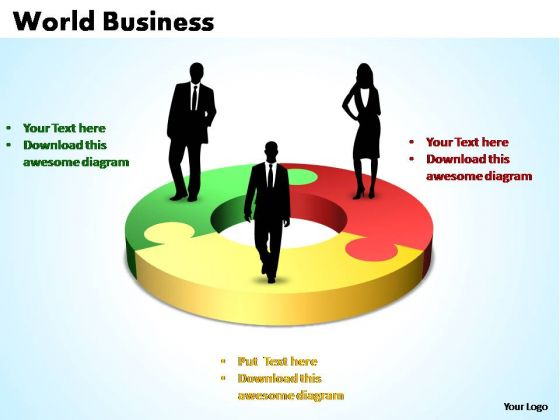 PowerPoint Templates Teamwork Business Ppt Themes