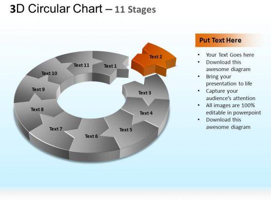 PowerPoint Templates Teamwork Circular Ppt Template