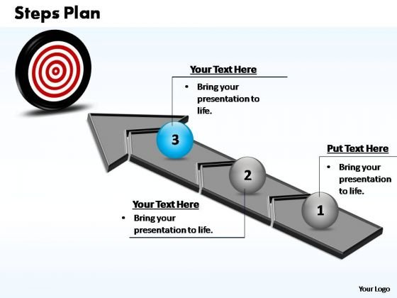 PowerPoint Theme Business Steps Plan Ppt Process