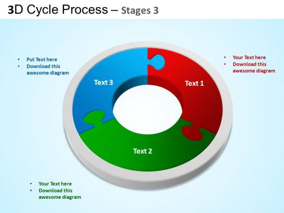 PowerPoint Theme Cycle Download Process Flow Ppt Backgrounds