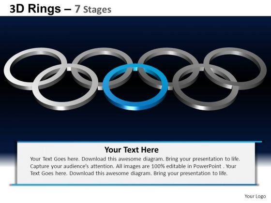 PowerPoint Theme Download Rings Ppt Design