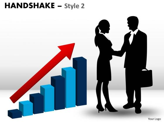 PowerPoint Theme Editable Handshake Ppt Layouts