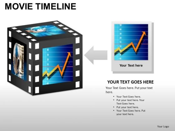 PowerPoint Themes Business Movie Timeline Ppt Templates