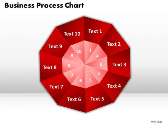 PowerPoint Themes Business Process Chart Success Ppt Slides
