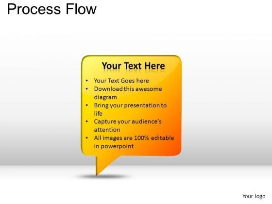 PowerPoint Themes Business Process Flow Ppt Templates