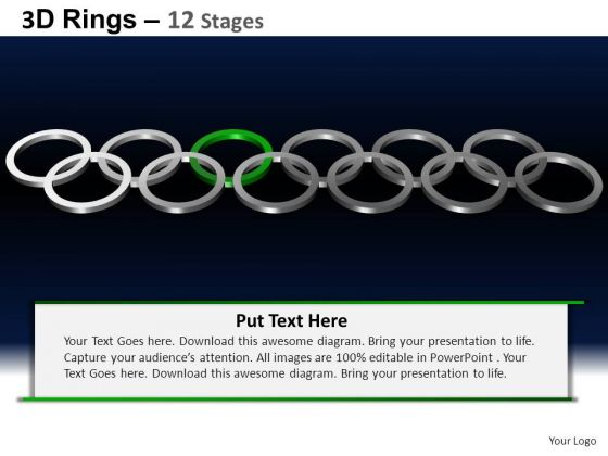 PowerPoint Themes Business Rings Ppt Designs