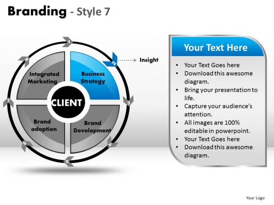 PowerPoint Themes Business Success Branding Ppt Process