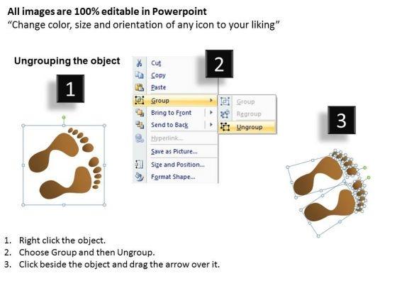 powerpoint_themes_business_success_footprints_ppt_slides_2