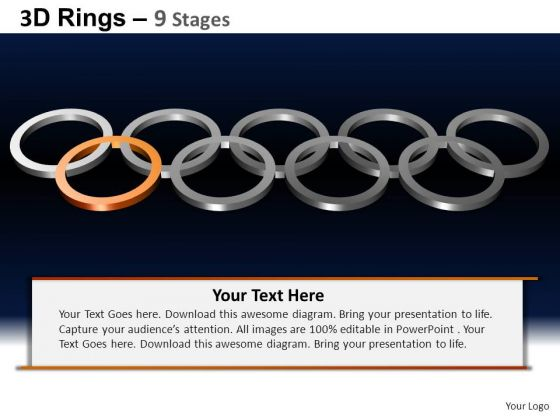 PowerPoint Themes Download Rings Ppt Layouts