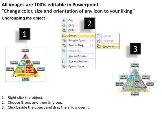 powerpoint_themes_food_pyramid_marketing_ppt_slides_2