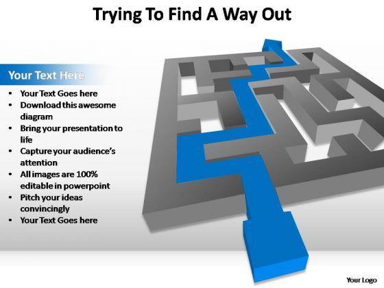 PowerPoint Themes Graphic Trying To Find Ppt Presentation