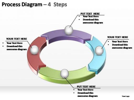 PowerPoint Themes Process Process Diagram Ppt Design