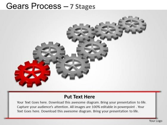 PowerPoint Themes Success Gears Process Ppt Design Slides