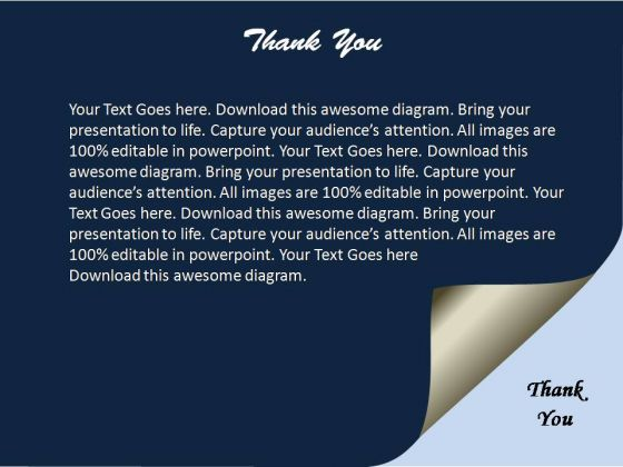 PowerPoint Themes Success Thank You Business Ppt Slides