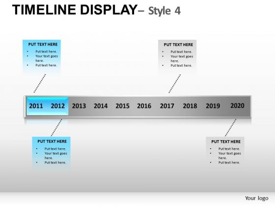 powerpoint timeline graphic editable ppt slides powerpoint templates
