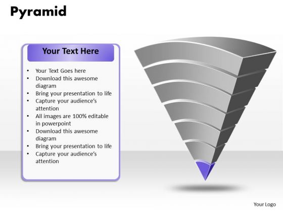 Ppt 25000 Pyramid PowerPoint Template Hierarchy Of Needs Model Templates