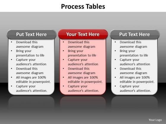 Ppt 3 reasons you should buy from us process tables powerpoint ppt 3 reasons you should buy from us process tables powerpoint templates powerpoint templates toneelgroepblik Gallery