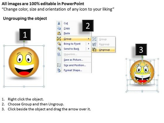 ppt_3d_illustration_of_surprised_emoticon_picture_business_powerpoint_templates_2