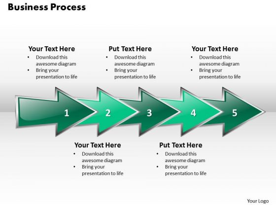 Ppt 3d Linear Abstraction To Show Business Issues Six Steps PowerPoint Templates