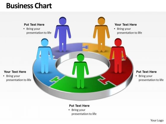 Ppt 3d Men Standing On New Business PowerPoint Presentation Pie Chart Templates