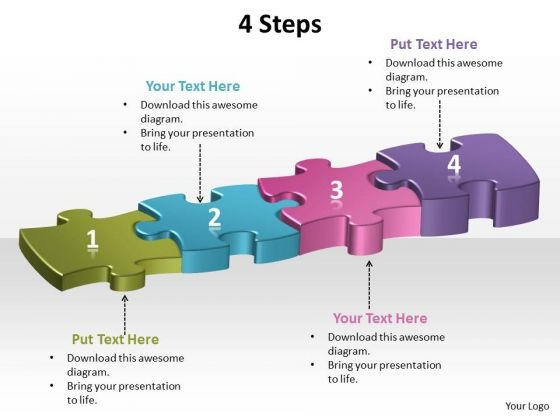Ppt 4 PowerPoint Slide Numbers Nursing Process Presentation Stages Templates