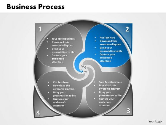 Ppt 4 Steps In Planning Process Business Diagram Business PowerPoint Templates