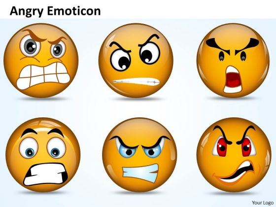 ppt_an_illustration_of_angry_emoticon_business_plan_powerpoint_business_templates_1