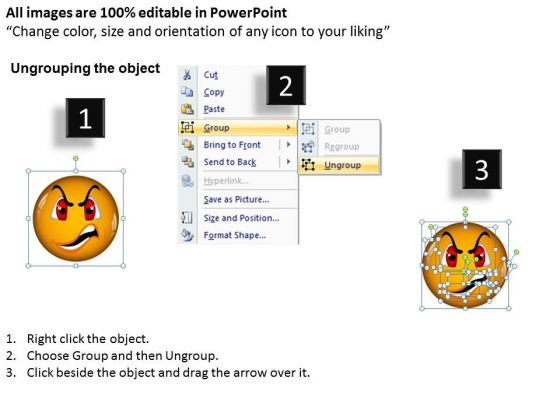 ppt_an_illustration_of_angry_emoticon_business_plan_powerpoint_business_templates_2