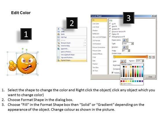 ppt_angry_emoticon_pointing_accusing_finger_powerpoint_templates_3